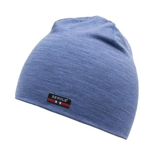 Tynn lue Devold Breeze Cap BluebellMelange