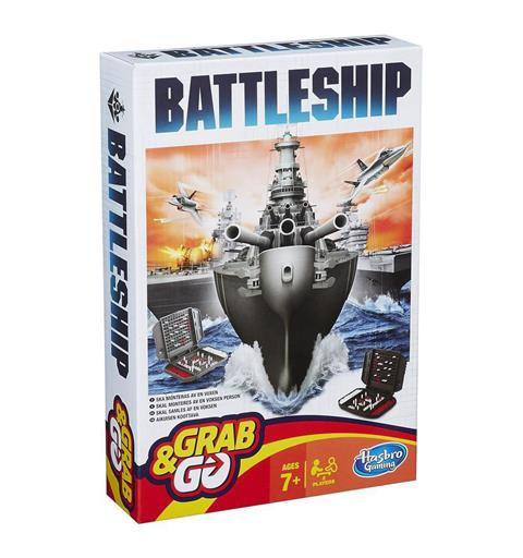Battleship Hasbro Battleship Travel