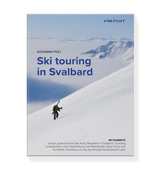 Ski touring in Svalbard Fri Flyt Ski touring in Svalbard