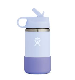 Termoflaske til barn Hydro Flask 12oz Kids Wide Fog
