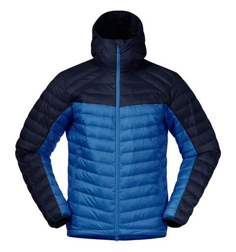 Dunjakke til herre Bergans Røros Down Light Jacket M 13709