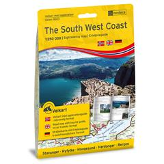 The South West Coast Nordeca 6023 The South West Coast