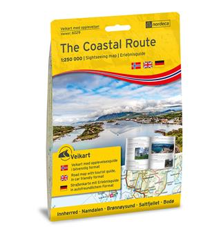 The Coastal Route / Kystriksvegen Nordeca 6029 The Coastal Route / Kystrik