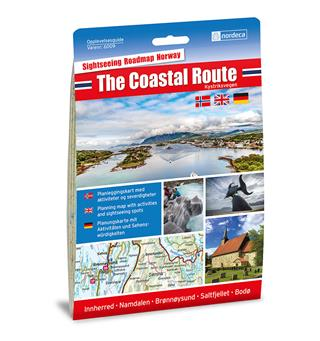 The Coastal Route / Kystriksvegen Nordeca 6009 The Coastal Route / Kystrik