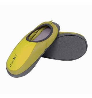 Turtøffel Exped Camp Slipper L Lichen Green