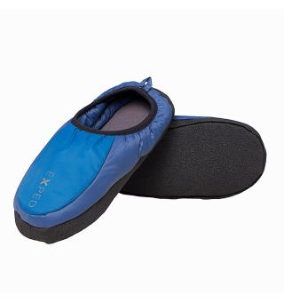 Turtøffel Exped Camp Slipper XL Dark Navy