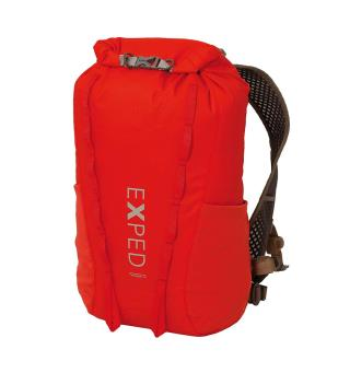 Barnesekk Exped Kids Typhoon 15 liter Red