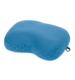 Stor dunpute Exped DownPillow L Deep Sea Blue