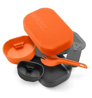 Turmatboks Wildo Camp-a-Box Complete Orange