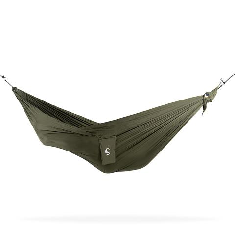 Hengekøye Ticket to the Moon Compact ArmyGreen 24