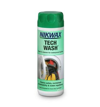 Membranvask Nikwax Tech Wash 300 ml