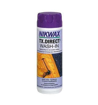 Impregneringsvask for membran Nikwax TX Direct Wash-In 300 ml