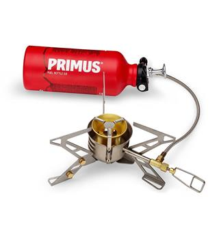Multifuelbrenner 3 kW Primus OmniFuel with Bottle