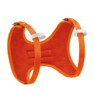 Brystsele til barn Petzl Body Orange