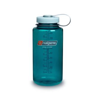 Flaske Nalgene Wide Mouth 1 liter TroutGreen