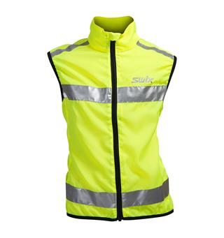 Refleksvest til barn Swix Flash Reflective Vest Junior
