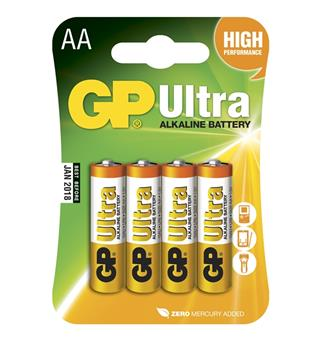 Batteri GP Ultra