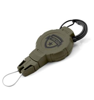 Utstyrssnelle T-Reign Hunting Gear Tether M Carabiner